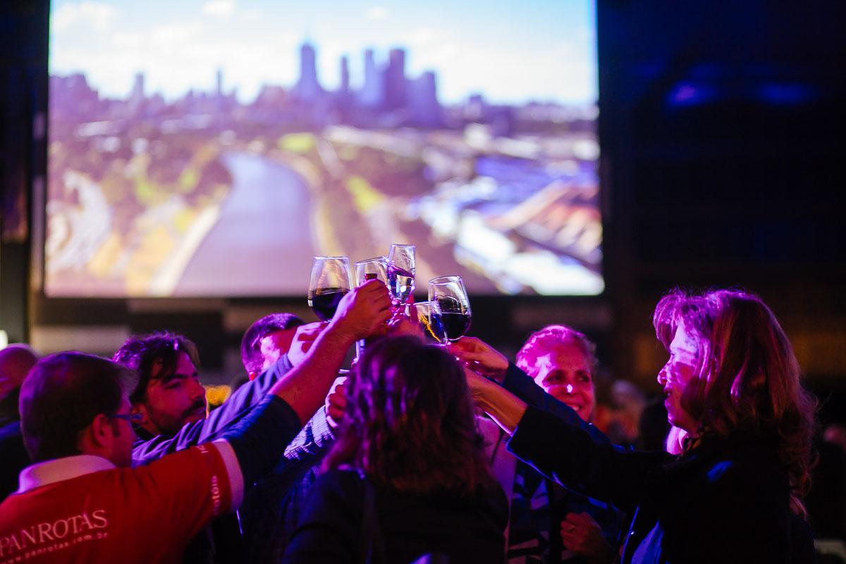 Australian Tourism Exchange Welcome Function 2015