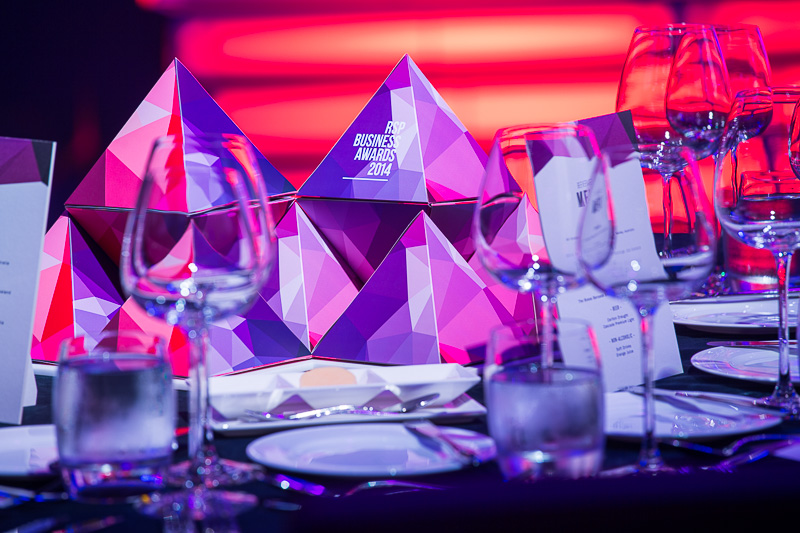 RSP Business Awards 2014